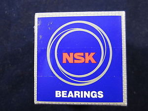 high temperature NSK Deep Groove Bearing 6000ZZ