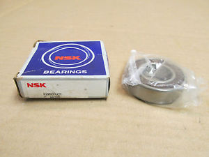high temperature NIB NSK 6205DD BEARING RUBBER SHIELD BOTH SIDES 6205DDUCM 6205DDU 25x52x15 mm