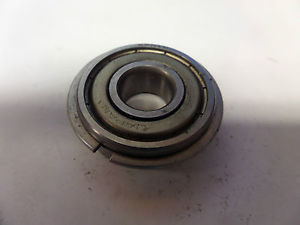 high temperature NSK Bearing with Snap Ring 6201N 6201Z New