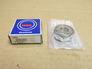 high temperature NIB NSK 6202ZZC3 BEARING METAL SHIELD BOTH SIDES 6202 ZZ C3 15x35x11 mm