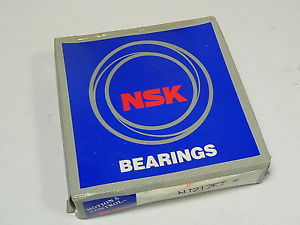 high temperature NSK NJ212ET Cylinderical Roller Bearing !  !