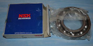high temperature NSK Bearing 6212CM 706 Single Row Bearing New Old Stock