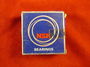 high temperature NSK Milling Machine Part- Spindle Bearings #7205BWDB