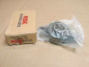"high temperature NIB NSK UCFL206-104D1 2 BOLT FLANGE BEARING UNIT UC206-104 32 mm 1 1/4"" Bore"