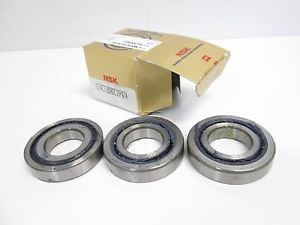 high temperature New NSK 35TAC72BDBDC10PN7A Bearing, 72mm OD, 35mm ID, 15mm Thick, Box Contains 3