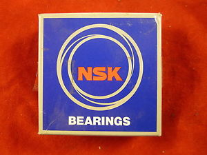 high temperature NSK Milling Machine Part- Spindle Bearings #HR30205J
