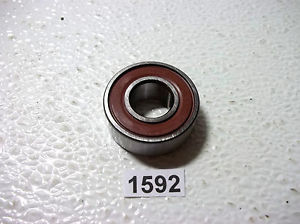 high temperature NSK 398T 15x35x13mm Sealed Bearing