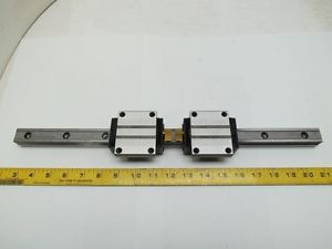 high temperature NSK LY250465ELC2W01P53 465mm Linear Guide Rail w/2 LY25EL Bearing Pillow Blocks