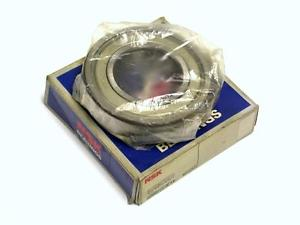 high temperature BRAND  IN BOX NSK DEEP GROOVE SHIELDED BEARING 40MM X 80MM X 18MM 6208ZZC3