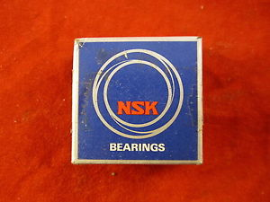 high temperature NSK Milling Machine Part- Spindle Bearings #6001
