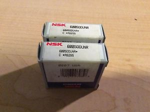 high temperature 2-NSK Bearings, #6005DDUNR/30day warranty, free shipping