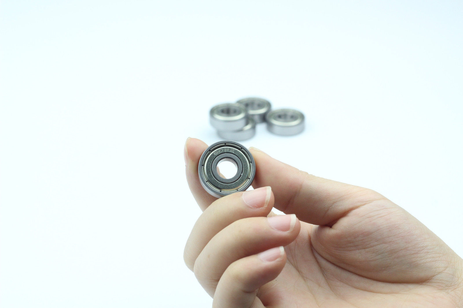 high temperature 50pcs Deep Groove Ball Bearing 608ZZ 608-2Z 608-ZZ Bearing 8x22x7mm