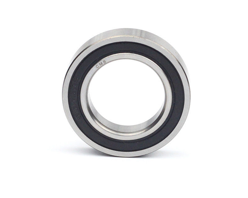 high temperature 4pcs 6907-2RS 6907 2rs Rubber Sealed Ball Bearing 6907-2rs 35 x 55 x 10mm New