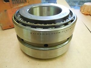 high temperature Timken Double Race Assembly Tapered Bearing 565 90016 New