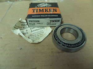 high temperature Timken Precision Tapered Roller Bearing Cup and Cone 19138 19283 90011 New