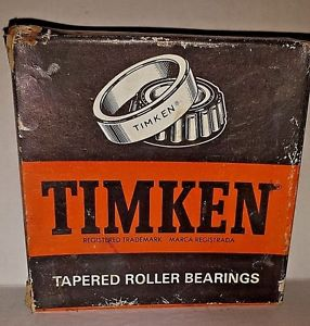 high temperature VINTAGE TIMKEN TAPERED ROLLER BEARINGS 28920