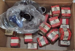 high temperature Torrington Needle Bearing Assembly Lot of 43 Model# B-1516 B1516 Massey 205949M1