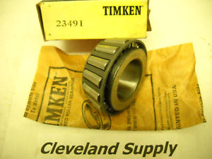 high temperature TIMKEN 23491 TAPERED ROLLER BEARING CONE    CONDITION IN BOX
