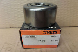 high temperature Timken Tapered Roller Bearing Set NA05076SW 90080 NA05076SW90080 New