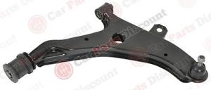 high temperature New Moog Suspension Control Arm and Ball Joint Assembly, RK620484