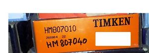 high temperature TIMKEN BEARING  807040+ 807010 FORD TRUCK 60'S