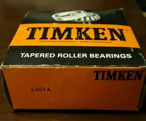 high temperature Timken 6461a – Tapered Roller Bearings – NIB – FREE SHIPPING