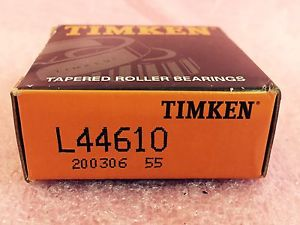 high temperature L44610  (6) LOT OF 6  TIMKEN TAPER ROLLER BEARING CUP  L44610