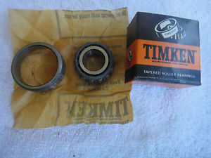 high temperature NIB Timken SET 1 Bearing Cup & Cone Set      LM11749    LM11710
