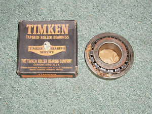 high temperature Timken 3576 cone and 3525 cup plus 3-1997