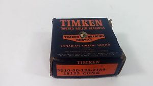 high temperature Three Timken Tapered Roller Bearings, Cone 15123