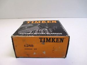 high temperature TIMKEN 6280 SINGLE CONE TAPERED ROLLER BEARING MANUFACTURING CONSTRUCTION