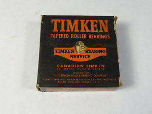 """high temperature Timken 13621 Bearing Tapered Roller 2-23 / 32"""" Cup Width !  !"""