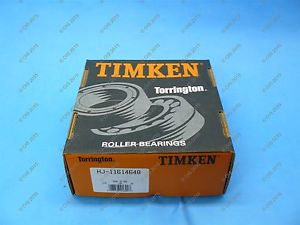 "high temperature Timken HJ-11614648 Cylindrical Roller Bearing 9 1/8"" x 7 1/4"" x 3"" NIB"