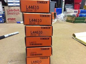 high temperature 6-Timken bearings#L44610,Free shipping lower 48, 30 day warranty!