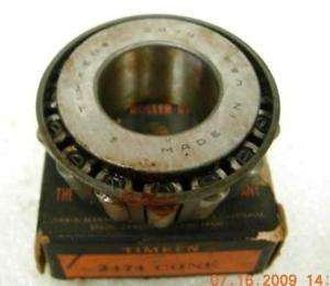 high temperature TIMKEN BEARING, 2474 CONE