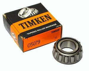 "high temperature  TIMKEN 05079 TAPERED BEARING CONE 0.7869"" BORE X 0.5660"" WIDTH"