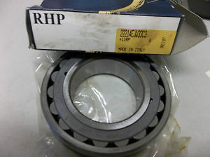 high temperature  RHP SPHERICAL ROLLER BEARING  22214EJW33C3