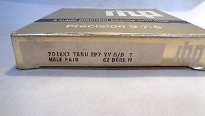 high temperature  IN BOX RHP 1/2 PAIR 7018X2 TADU EP7   SUPER PRECISION BEARING