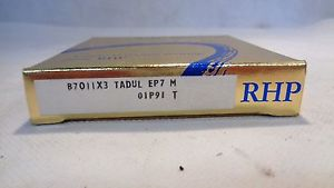 high temperature  IN BOX RHP B7011X3 TADUL EP7 M SUPER PRECISION BEARING