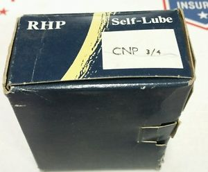 high temperature Bearing RHP CNP-3/4 cnp34