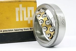 """high temperature RHP NMJ 1""""5/8 SELF ALIGNING Bearing 40.74mm X 101.2mm X 24.07mm"""