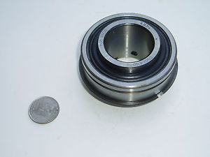 high temperature RHP England 35mm insert bearing with retainer clip 1135-35CG