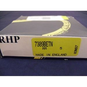 high temperature Bearing 7309-BETN RHP 7309BETN