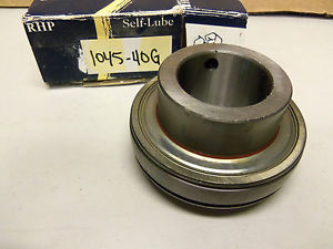 high temperature  RHP 1045-40G SELF LUBE  INSERT BEARING 104540G