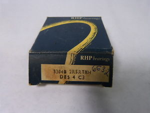high temperature RHP 3304B2RSRTNH Double Row Ball Bearing !  IN BOX !