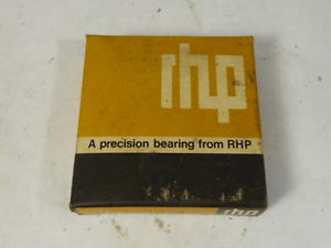high temperature RHP LJ1-1/8 Open Deep Groove Ball Bearing !  !