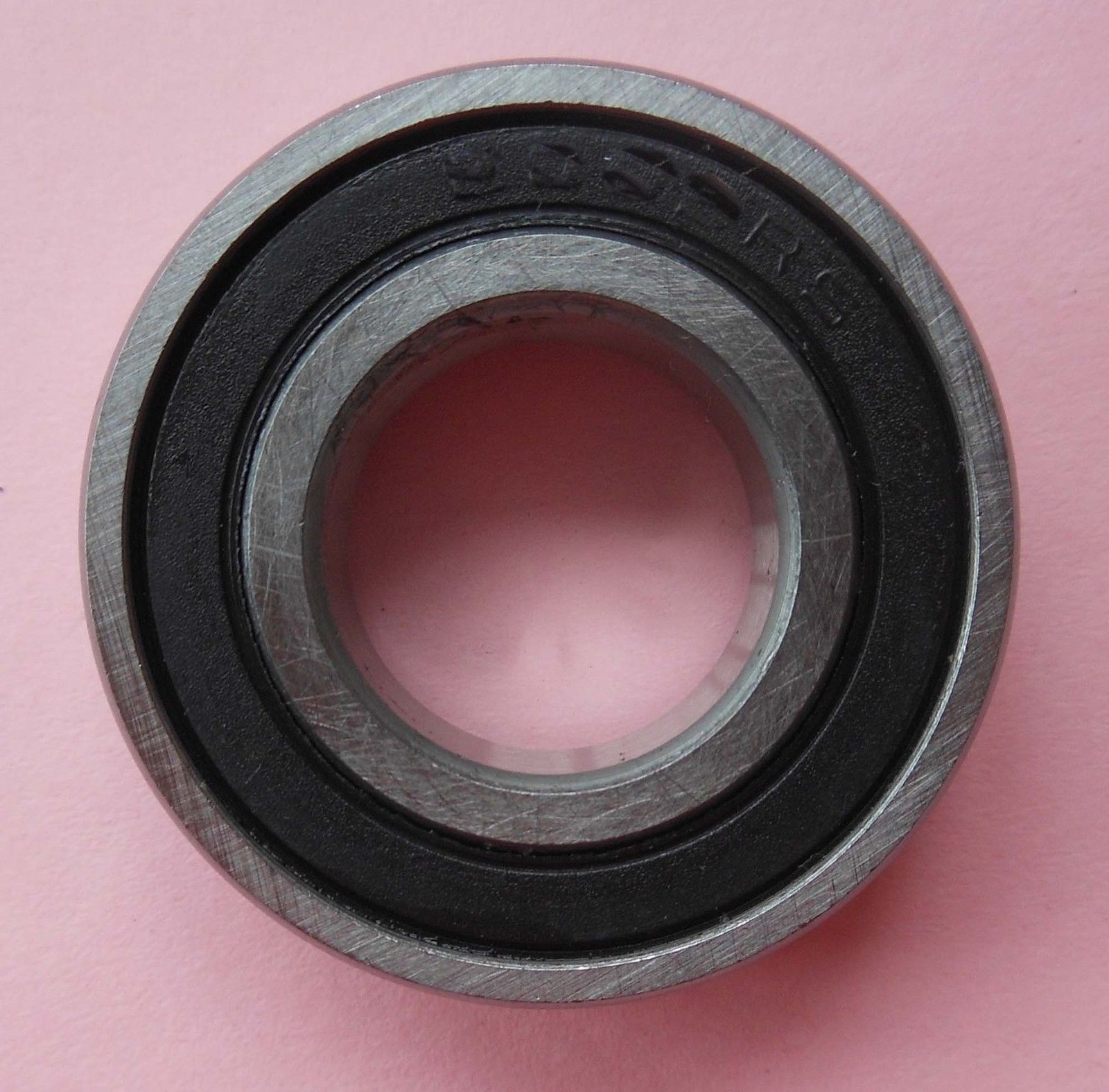 high temperature 1pc 6016-2RS 6016RS Rubber Sealed Ball Bearing 80 x 125 x 22mm