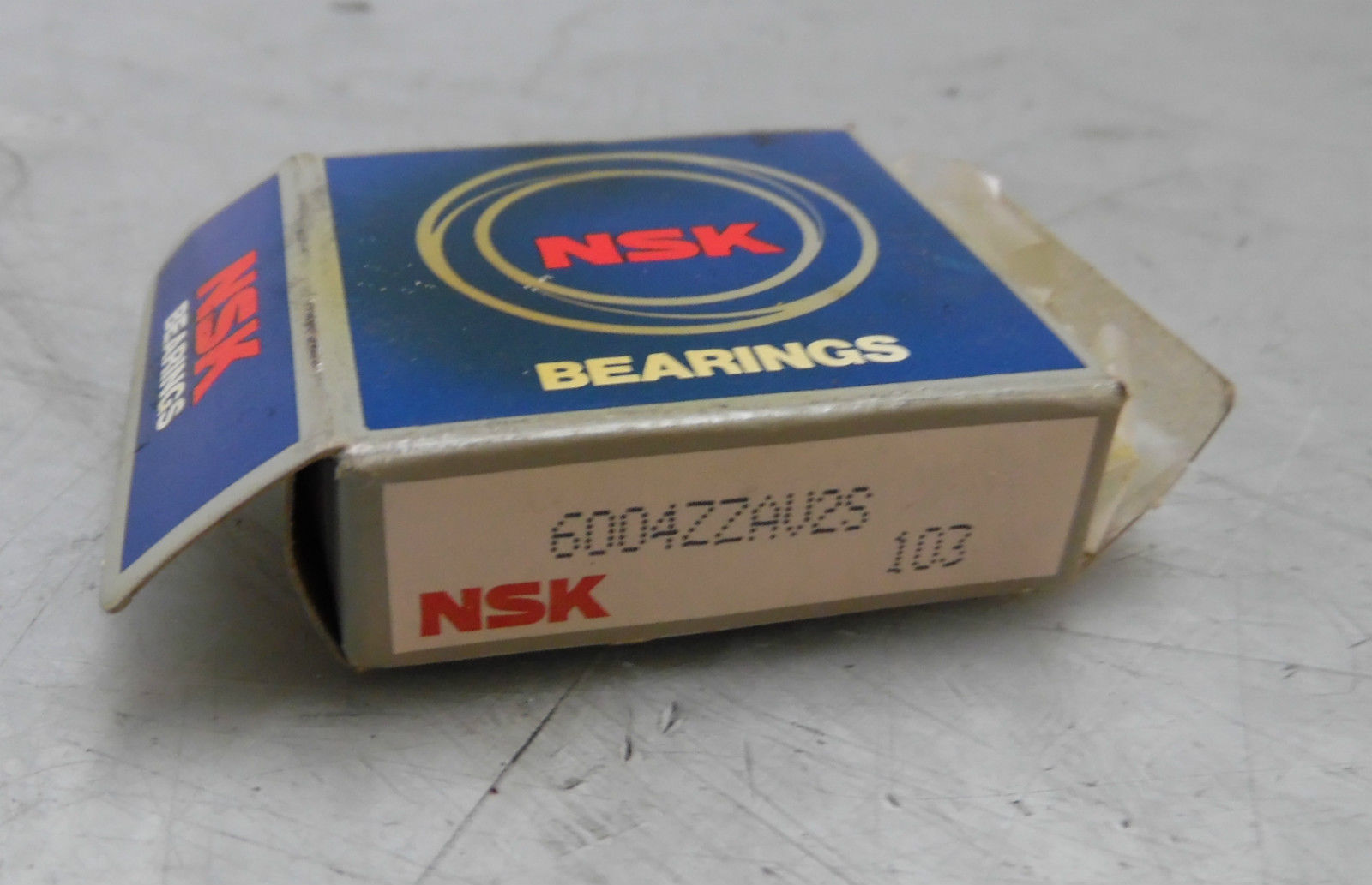 high temperature  NSK  Ball Bearing, # 6004ZZAV2S,  WARRANTY