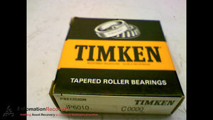 high temperature TIMKEN JP6010 ROLLER BEARING,  #165366
