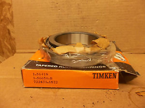 high temperature Timken Tapered Roller Bearing Assembly 722673-01572 1-56418 1-56650-B New